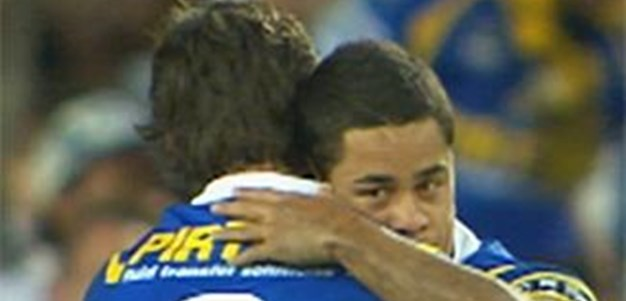 Full Match Replay: Parramatta Eels v Canterbury-Bankstown Bulldogs (1st Half) - Round 6, 2011