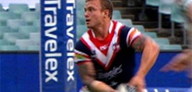 Full Match Replay: Sydney Roosters v Newcastle Knights (1st Half) - Round 11, 2011