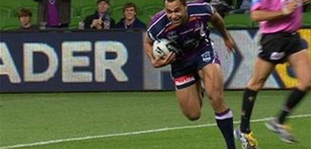 Full Match Replay: Melbourne Storm v Sydney Roosters (1st Half) - Round 14, 2011