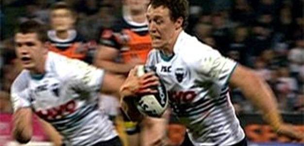 Full Match Replay: Wests Tigers v Penrith Panthers (1st Half) - Round 11, 2011