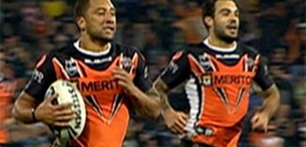 Full Match Replay: Wests Tigers v Penrith Panthers (2nd Half) - Round 11, 2011