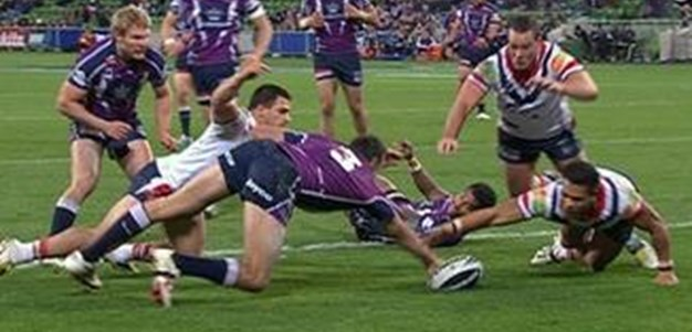 Full Match Replay: Melbourne Storm v Sydney Roosters (2nd Half) - Round 14, 2011