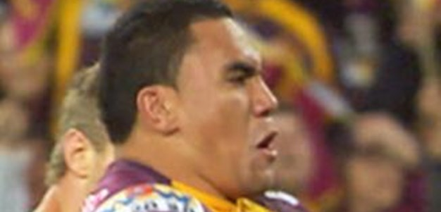 Full Match Replay: Brisbane Broncos v St George-Illawarra Dragons (1st Half) - Round 15, 2011