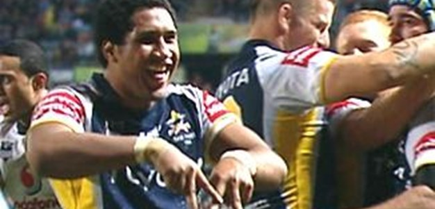 Full Match Replay: North Queensland Cowboys v Warriors (2nd Half) - Round 15, 2011