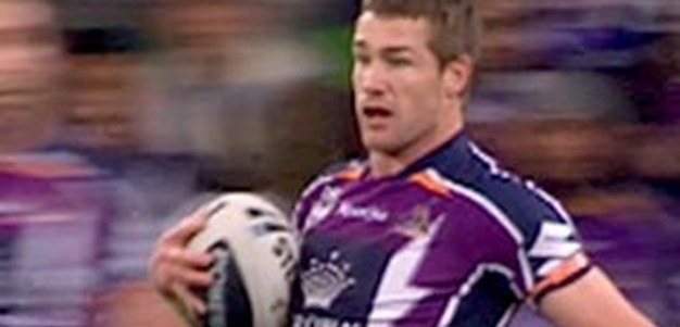 Full Match Replay: Melbourne Storm v St George-Illawarra Dragons (1st Half) - Round 24, 2011
