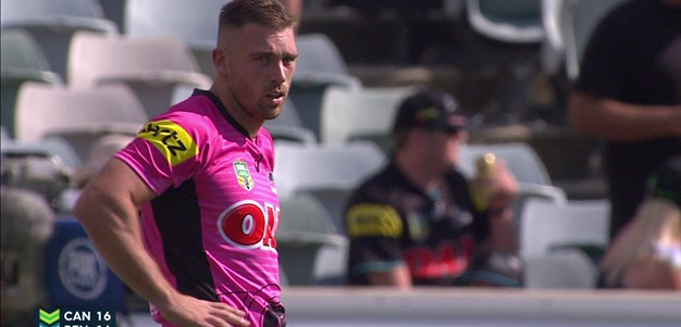 Full Match Replay: Canberra Raiders v Penrith Panthers (2nd Half) - Round 1, 2016