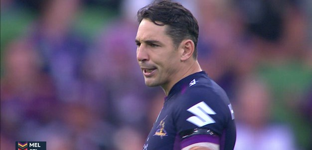 Full Match Replay: Melbourne Storm v St George-Illawarra Dragons (1st Half) - Round 1, 2016