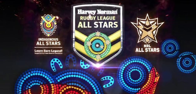 Scott thrilled to captain the NRL All Stars