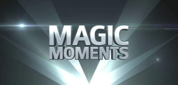 Rd 1 Magic Moment: Dragons v Storm