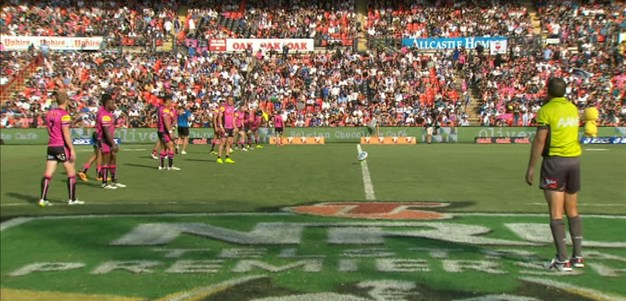 Full Match Replay: Penrith Panthers v Canterbury-Bankstown Bulldogs (2nd Half) - Round 1, 2015