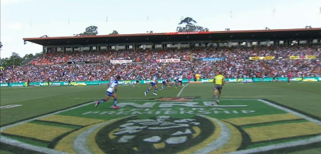 Full Match Replay: Penrith Panthers v Canterbury-Bankstown Bulldogs (1st Half) - Round 1, 2015