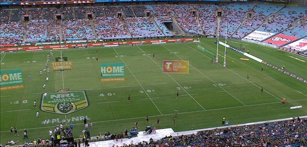 Full Match Replay: South Sydney Rabbitohs v Wests Tigers (2nd Half) - Round 3, 2015