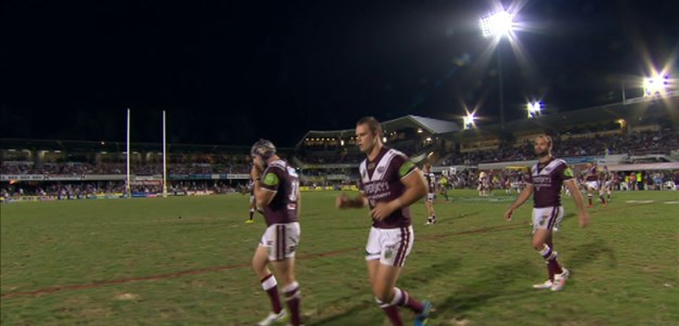 Full Match Replay: Manly-Warringah Sea Eagles v Canterbury-Bankstown Bulldogs (2nd Half) - Round 3, 2015