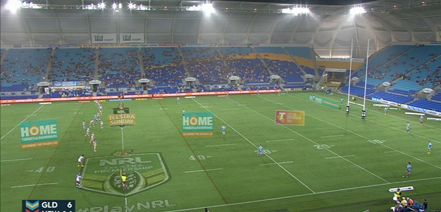 Full Match Replay: Gold Coast Titans v Newcastle Knights (2nd Half) - Round 3, 2015
