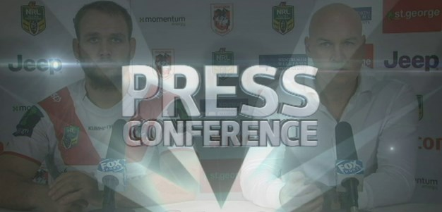 Rd 4 Press Conference: Dragons