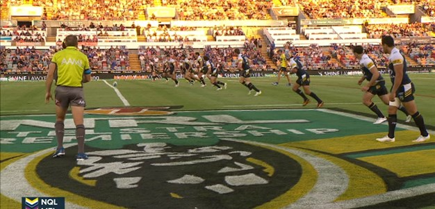 Full Match Replay: North Queensland Cowboys v Melbourne Storm (1st Half) - Round 4, 2015