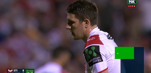 Rd 4: PENALTY GOAL Gareth Widdop (24th min)