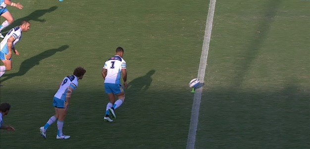 Full Match Replay: Cronulla-Sutherland Sharks v Gold Coast Titans (1st Half) - Round 4, 2015