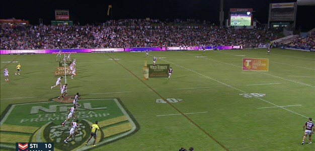 Full Match Replay: St George-Illawarra Dragons v Manly-Warringah Sea Eagles (2nd Half) - Round 4, 2015