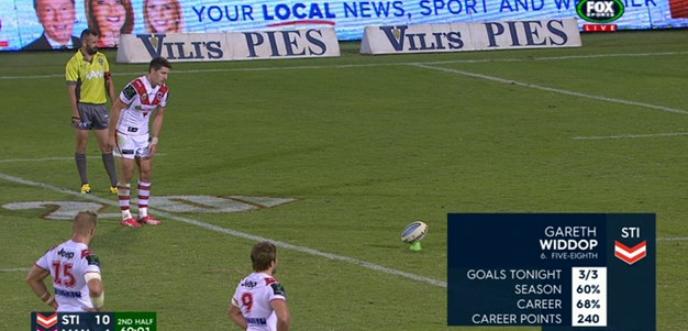 Rd 4: PENALTY GOAL Gareth Widdop (70th min)