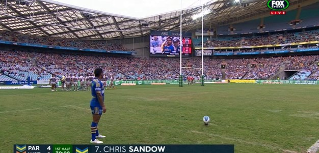 Rd 5: GOAL Chris Sandow (31st min)