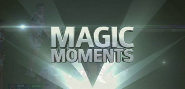 Rd 5 Magic Moment: Knights v Dragons