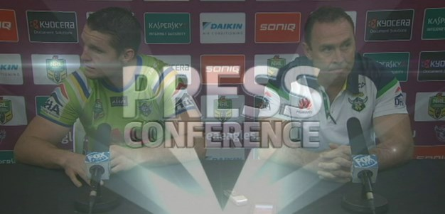 Rd 5 Press Conference: Raiders