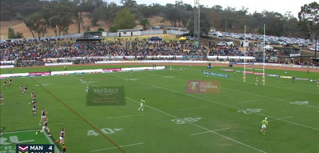 Full Match Replay: Manly-Warringah Sea Eagles v Canberra Raiders (2nd Half) - Round 5, 2015