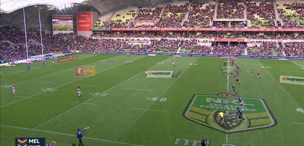 Full Match Replay: Melbourne Storm v Warriors (1st Half) - Round 5, 2015