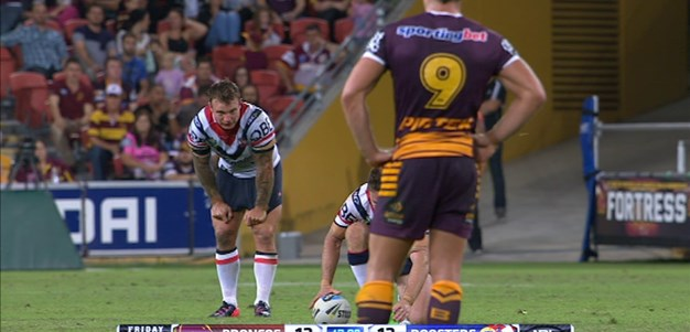 Full Match Replay: Brisbane Broncos v Sydney Roosters (2nd Half) - Round 6, 2015