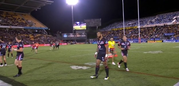 Full Match Replay: Warriors v Wests Tigers (1st Half) - Round 6, 2015