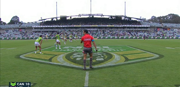 Full Match Replay: Canberra Raiders v Melbourne Storm (2nd Half) - Round 6, 2015