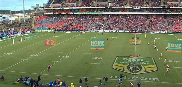 Full Match Replay: Newcastle Knights v Parramatta Eels (2nd Half) - Round 7, 2015