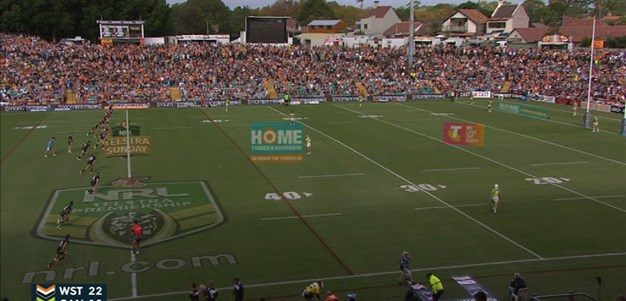 Full Match Replay: Wests Tigers v Canberra Raiders (2nd Half) - Round 7, 2015