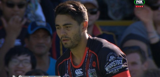 Rd 8: GOAL Shaun Johnson (4th min)
