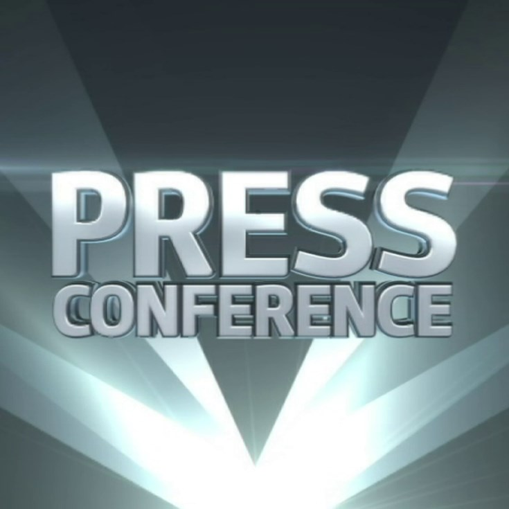 Rd 8 Press Conference: Dragons