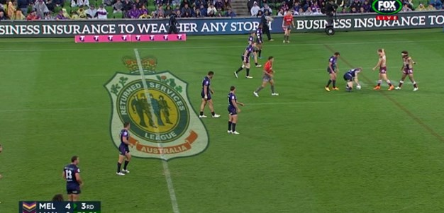 Rd 8: TRY Cooper Cronk (32nd min)