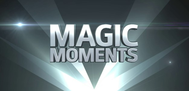 Rd 9 Magic Moment: Sharks v Warriors