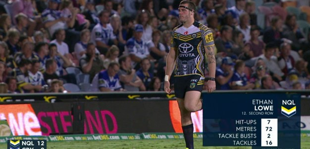 Full Match Replay: North Queensland Cowboys v Canterbury-Bankstown Bulldogs (2nd Half) - Round 9, 2015