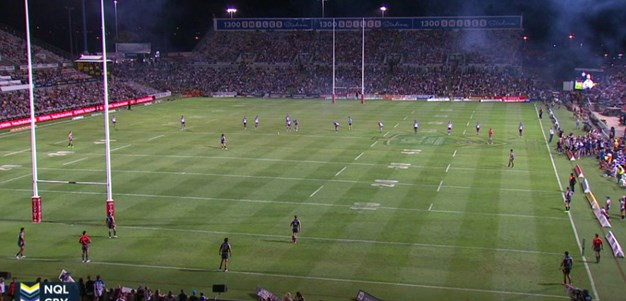 Full Match Replay: North Queensland Cowboys v Canterbury-Bankstown Bulldogs (1st Half) - Round 9, 2015