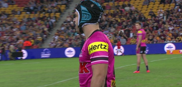 Full Match Replay: Brisbane Broncos v Penrith Panthers (1st Half) - Round 9, 2015