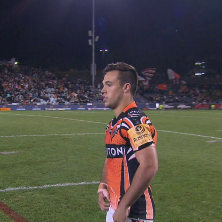 Full Match Replay: Wests Tigers v North Queensland Cowboys (1st Half) - Round 11, 2015