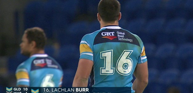 Full Match Replay: Gold Coast Titans v Warriors (2nd Half) - Round 15, 2015