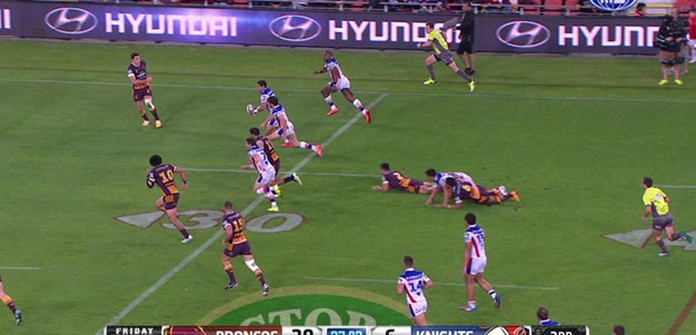 Rd 16: TRY Akuila Uate (38th min)