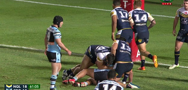 Rd 16: TRY Andrew Fifita (62nd min)