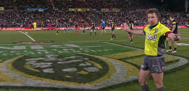 Full Match Replay: Penrith Panthers v South Sydney Rabbitohs (1st Half) - Round 17, 2015