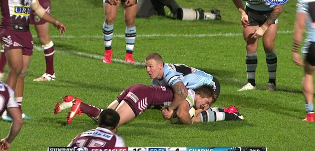 Rd 17: TRY Daly Cherry-Evans (54th min)