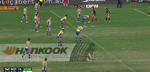 Rd 17: TRY Chris Sandow (68th min)