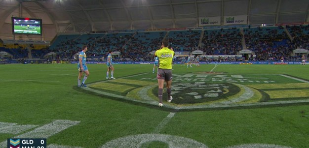 Full Match Replay: Gold Coast Titans v Manly-Warringah Sea Eagles (2nd Half) - Round 18, 2015