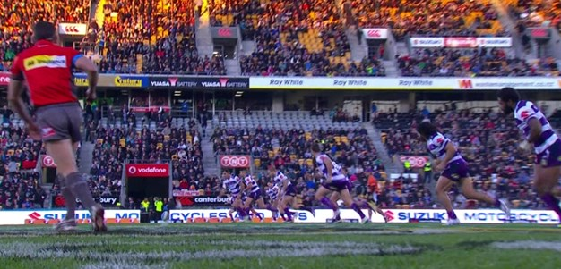 Full Match Replay: Warriors v Melbourne Storm (2nd Half) - Round 18, 2015